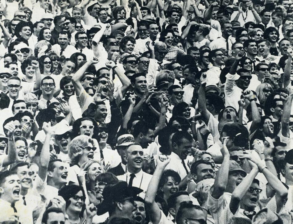 1965 Football Game